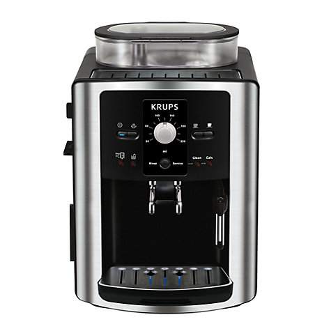 krups bean to cup ea801040 coffee machine refurbished. Black Bedroom Furniture Sets. Home Design Ideas